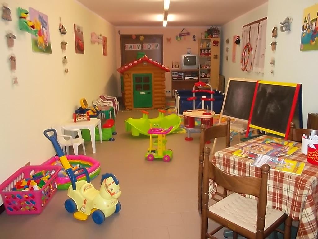 Sala Giochi Per Bambini : Hotel residence la rosa sala giochi e baby room
